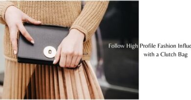 Follow High Profile Fashion Influencers Trends with a Clutch Bag