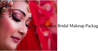Top 5 Famous Bridal Makeup Packages in India